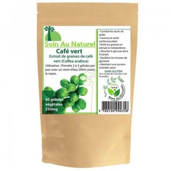 Gélule de Café Vert