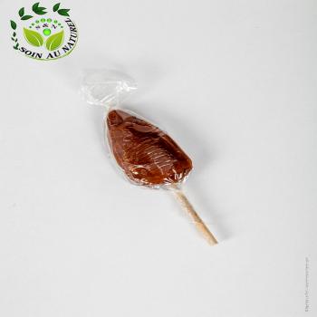 Sucette Bio au Caramel