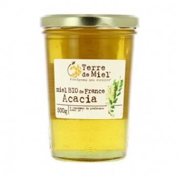 Miel d'Acacia de France Bio...