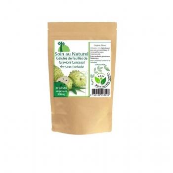 Gélules de feuilles de Graviola